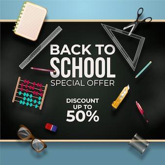 Realistyczna sprzedaż do szkoły