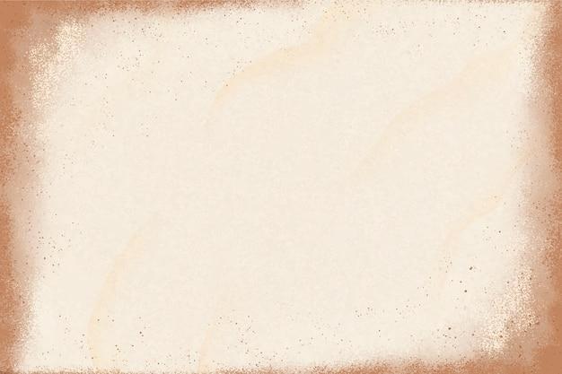 Realistyczna ziarnista tekstura papieru