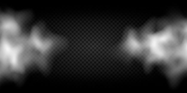 Realistyczne dynamiczne tło mgły