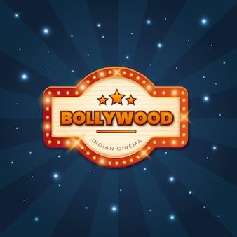 Realistyczne znak kina bollywood