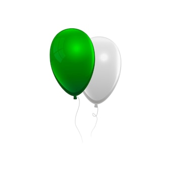 Realistyczny balon z żelem powietrznym