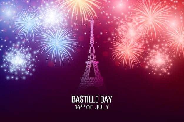Realistyczny dzień bastylii
