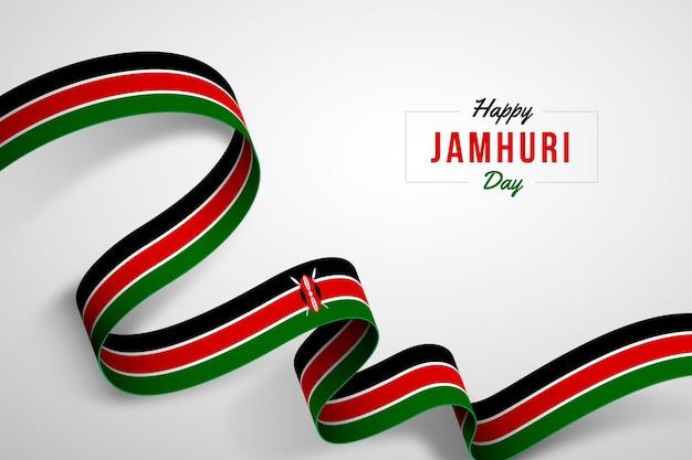 Realistyczny dzień jamhuri