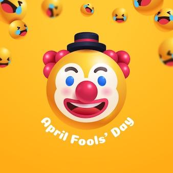 Realistyczny dzień prima aprilis