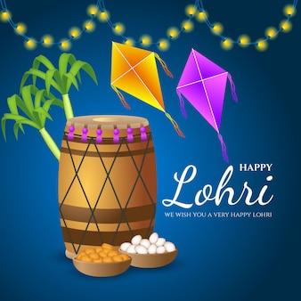 Realistyczny festiwal lohri