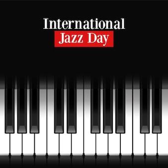 Realistyczny międzynarodowy dzień jazzu