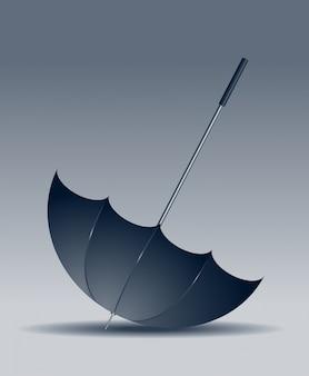 Realistyczny parasol