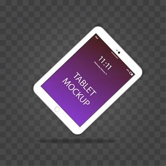 Realistyczny tablet
