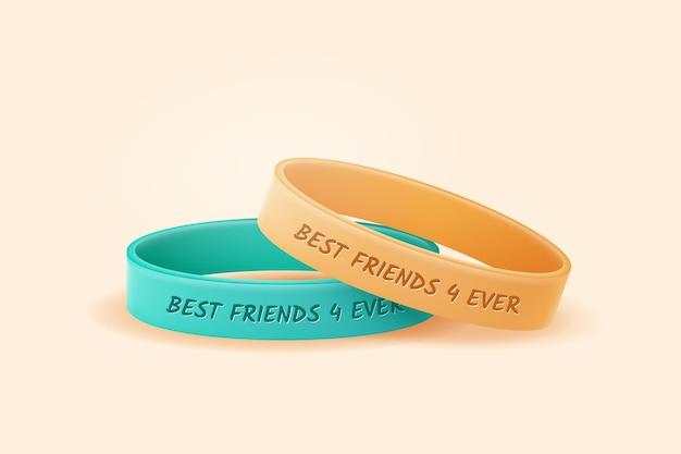 Realistyczny zespół przyjaźni