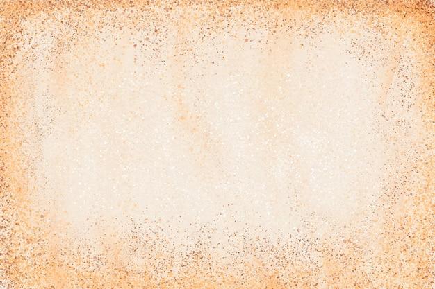 Realistyczny ziarnisty papier teksturowany
