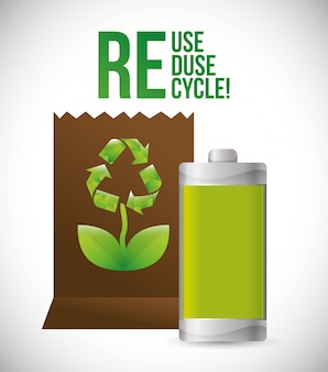 Recykling projektu