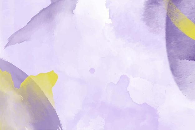 Ręcznie malowane akwarela abstrakcyjne tło
