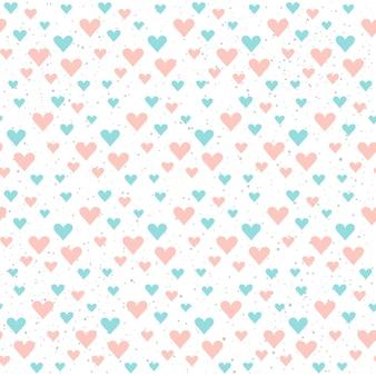 Ręcznie robione tło wzór. abstrakcyjny wzór w kolorze niebieskim, szarym i różowym na kartę, zaproszenie, tapetę, album, notatnik, papier do pakowania wakacji, tkaninę, odzież, t-shirt itp