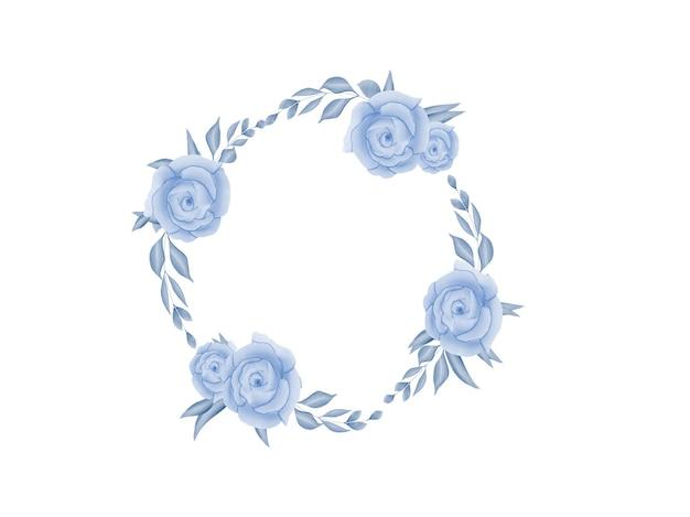 Ręcznie robiony zestaw kart z zaproszeniem na ślub akwarela kwiatowy