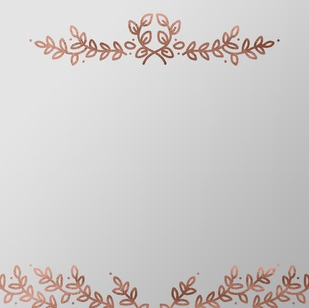 Ręcznie rysowane eleganckie tło