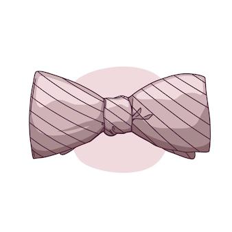 Ręcznie rysowane krawat na dzień ojca syna