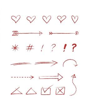 Ręcznie rysowane styl dla koncepcji. doodle ilustracji. szablon do dekoracji