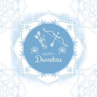 Ręcznie rysowany projekt festiwalu dasera