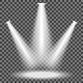 Reflektory sceniczne