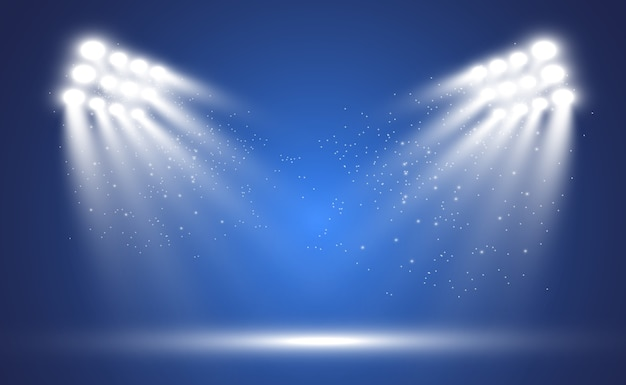 Reflektory stadionowe