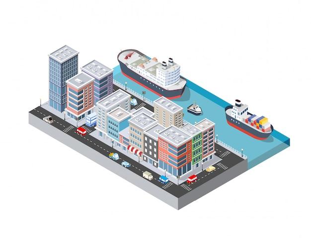 Rejs statkiem i statki morskie transport wodny