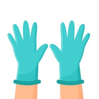Rękawice do ochrony stylu