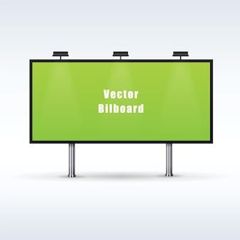 Reklama billboardowa na świeżym powietrzu