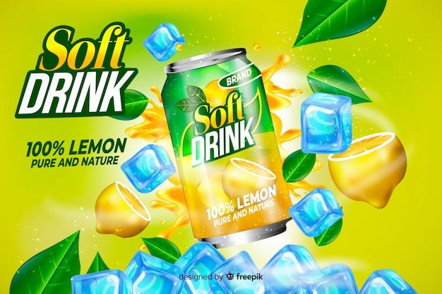 Reklama napojów bezalkoholowych
