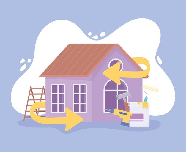 Remont i remont domu