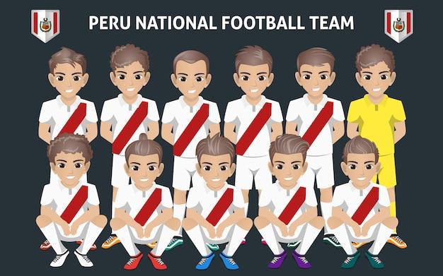 Reprezentacja peru w piłce nożnej