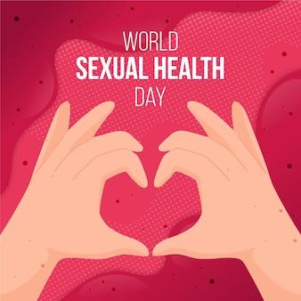 Reprezentacja światowego dnia zdrowia seksualnego