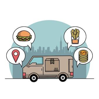 Restauracja i dostawa
