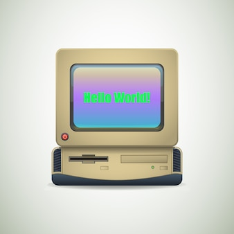 Retro komputer