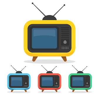 Retro telewizor