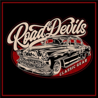 Road devils