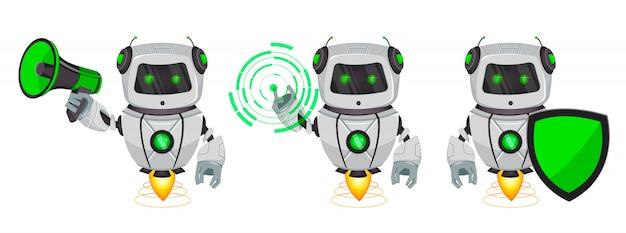 Robot ze sztuczną inteligencją