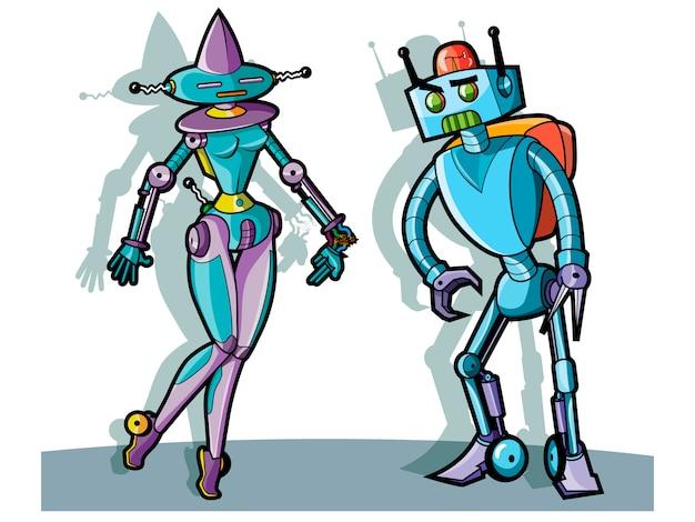 Roboty bezpośredniego futurerimira