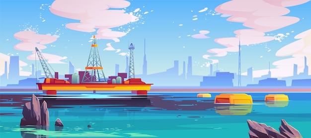 Roboty bio-czystsze na morzu