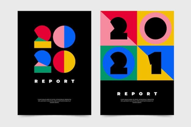 Roczny raport geometryczny