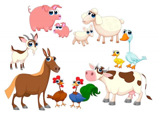 Rodzinne zwierzęta gospodarskie