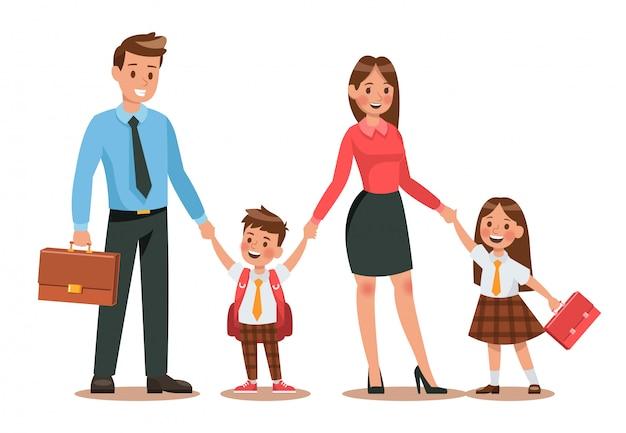 Rodzinny styl życia