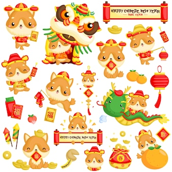 Rok chiński nowy rok