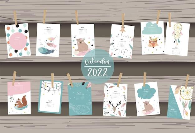 Rok kalendarzowy 2022 rozpoczyna się w niedzielę
