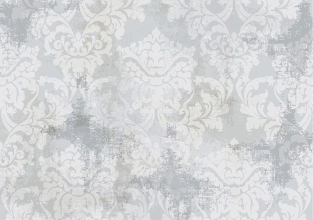 Rokokowy wzór tekstury