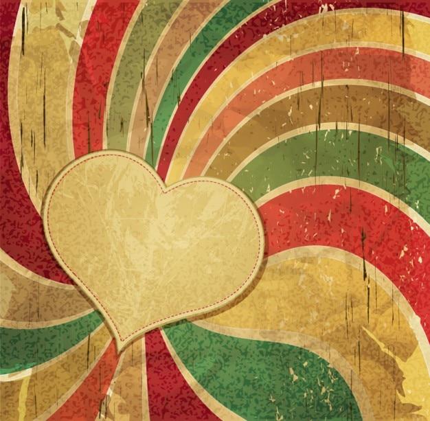 Romantyczny tle valentine day \ 's | download free vector