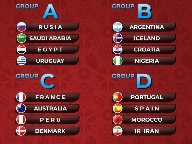 Rosja 2018 fifa world cup