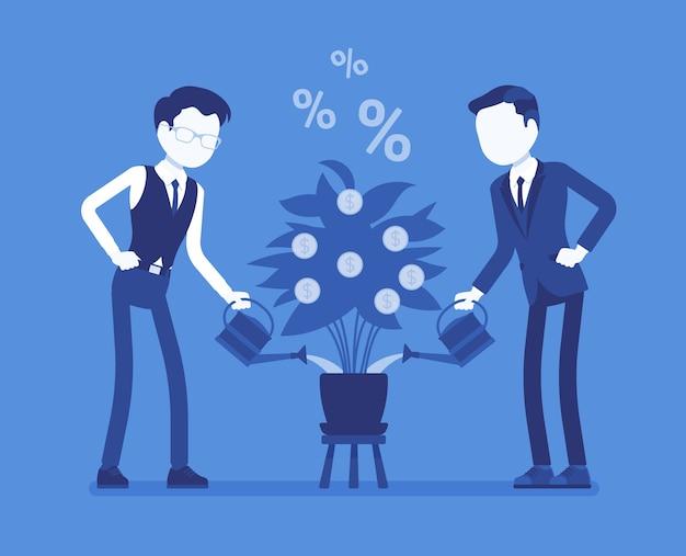Rosną inwestycje i zyski