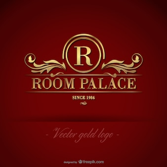 Royal golden logo do pobrania za darmo