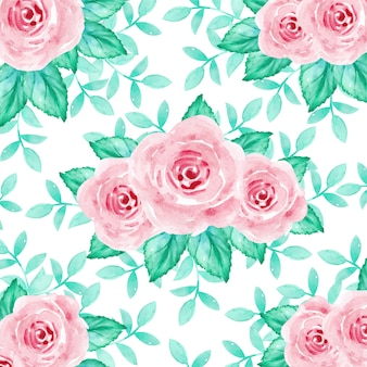 Róże różowe tło kwiatowy