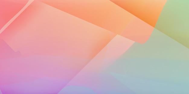 Rozmycie miękkie kolory streszczenie teksturowane tło baner pastelowe colorfull